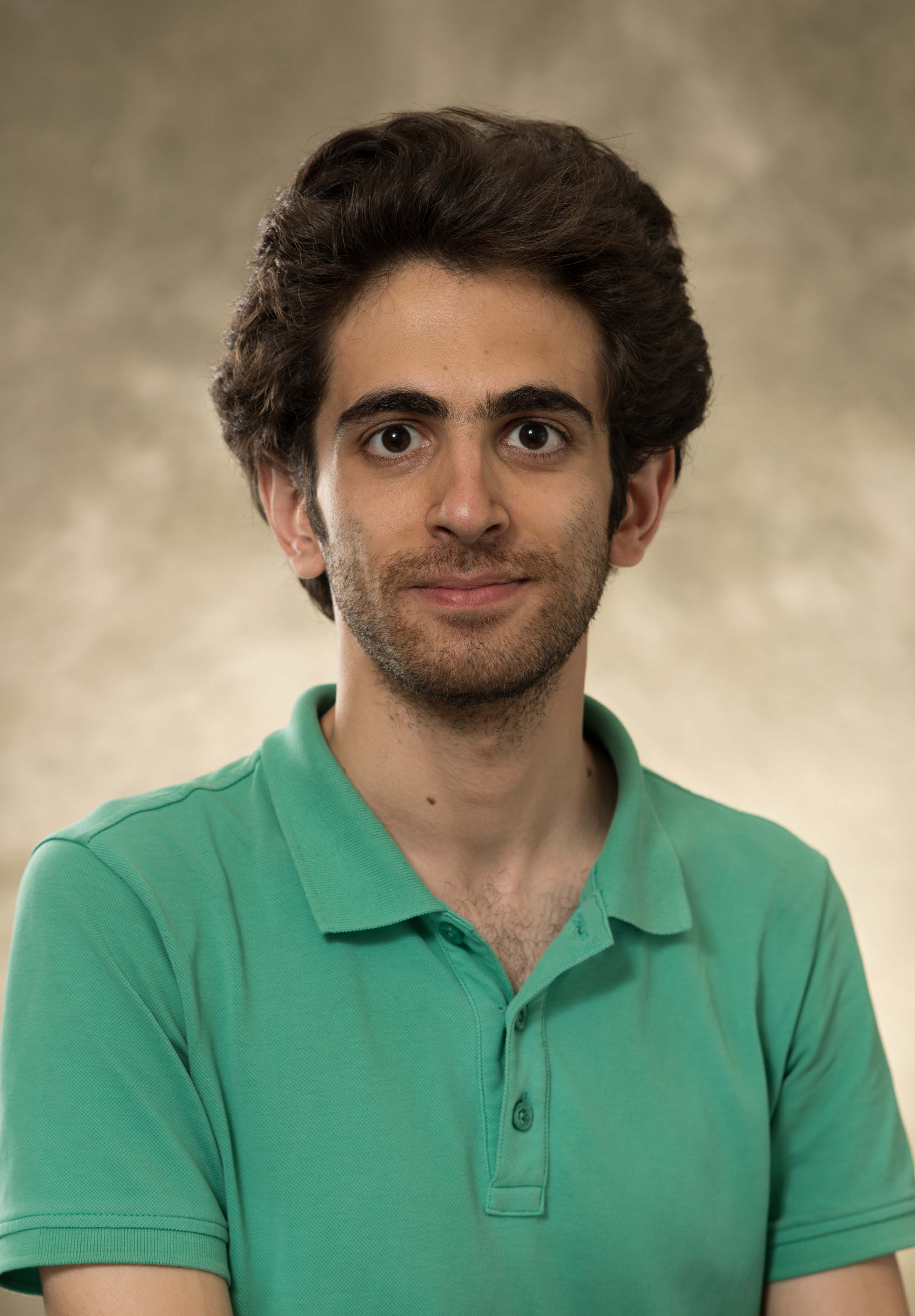 Behzad Mehrafrooz's directory photo.