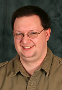 Eric Chaney's directory photo.