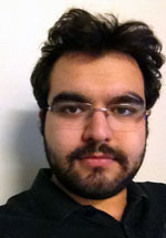 Mohammad Heiranian's directory photo.