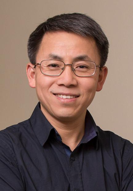 Jianjun Cheng's directory photo.