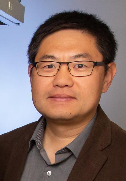 Kai Zhang's directory photo.
