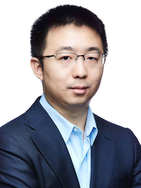 Kevin Yeh's directory photo.