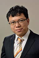 Lihong Zhao's directory photo.