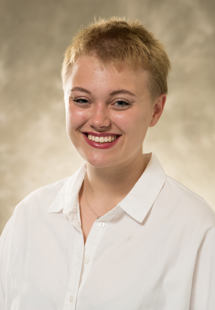 Hannah McCloud's directory photo.