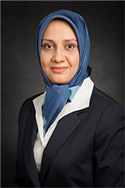 Zahra Mohaghegh's directory photo.