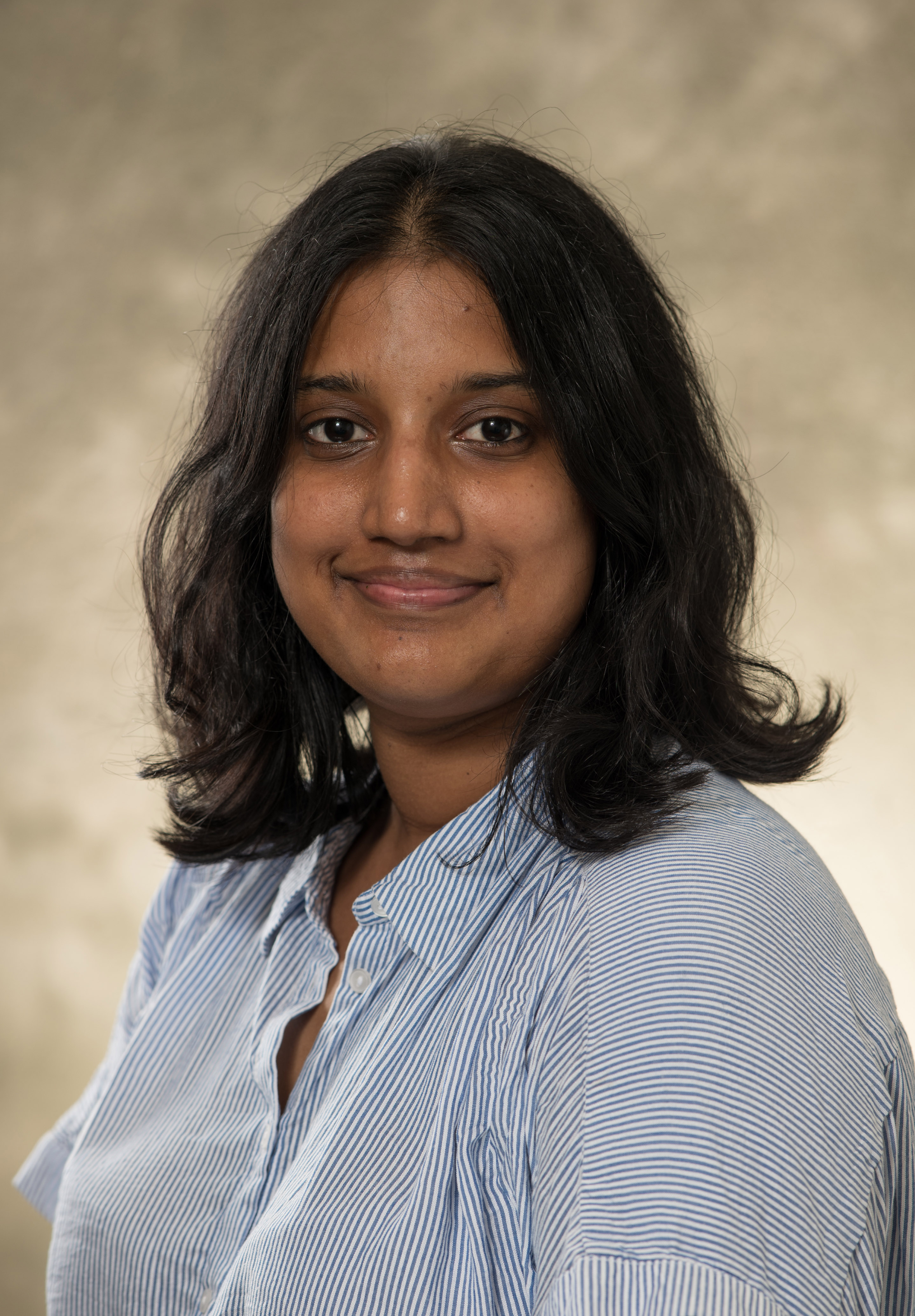 Sanjana Venkataraman's directory photo.
