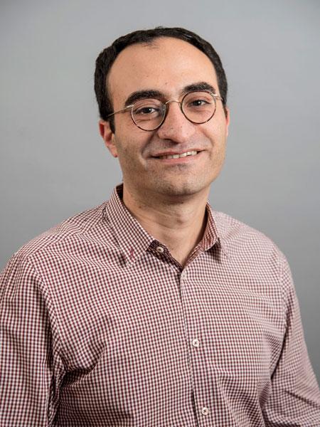 Sameh Tawfick's directory photo.