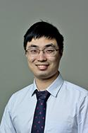 Yibo Zhao's directory photo.
