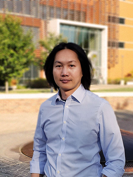 Yun-Sheng Chen's directory photo.