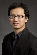 Yang Zhang's directory photo.