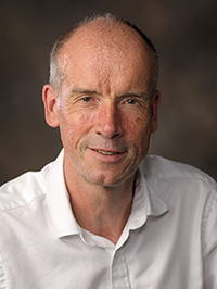 Andrew Webb is the director of clinical imaging research at Carle.
