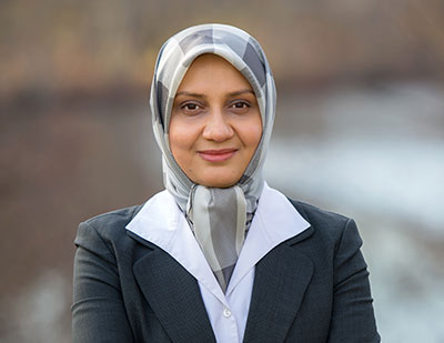 Zahra Mohaghegh is helping position Illinois to become a global leader in socio-technical risk analysis. She established the Socio-Technical Risk Analysis (SoTeRiA) Laboratory, where a multidisciplinary team of students, researchers, and industry professionals are advancing probabilistic risk assessment.