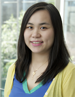 Peiyun Zhou earned her Ph.D. in educational psychology at Illinois and is a former Beckman Institute Graduate Fellow.