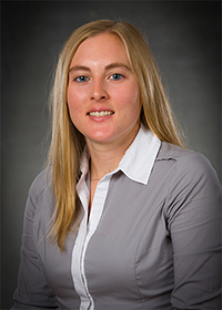 Beckman-Brown Interdisciplinary Postdoctoral Fellow Lydia Kisley