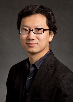 Yang Zhang, an assistant professor of nuclear, plasma, and radiological engineering and group leader for Beckman's Computational Molecular Science Group