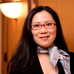 Yue Zhuo, Beckman Postdoctoral Fellow