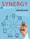 Cover of Winter 2014 Synergy Issue