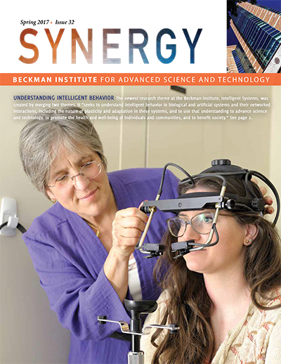 Cover of Spring 2017 Synergy Issue