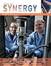 Cover of Spring 2016 Synergy Issue