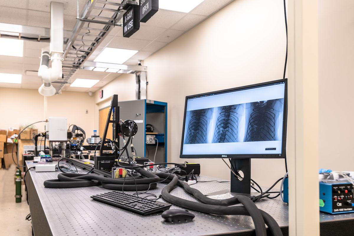 The Computational X-ray Imaging Science Laboratory