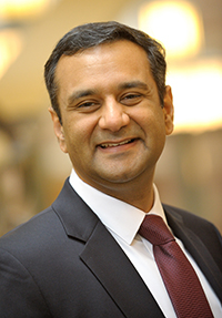Cancer Center Director Rohit Bhargava