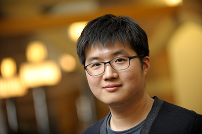 Beckman Postdoctoral Fellow Semin Lee