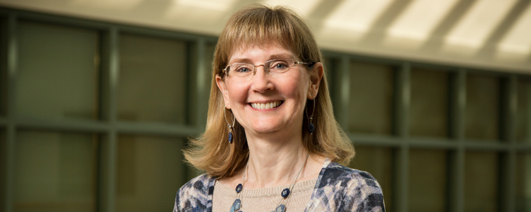 Susan Schantz is a professor of comparative biosciences and a member of Beckmans Cellular and Molecular Foundations of Intelligent Behavior Group. She studies environmental chemicals and their impact on human health and development.