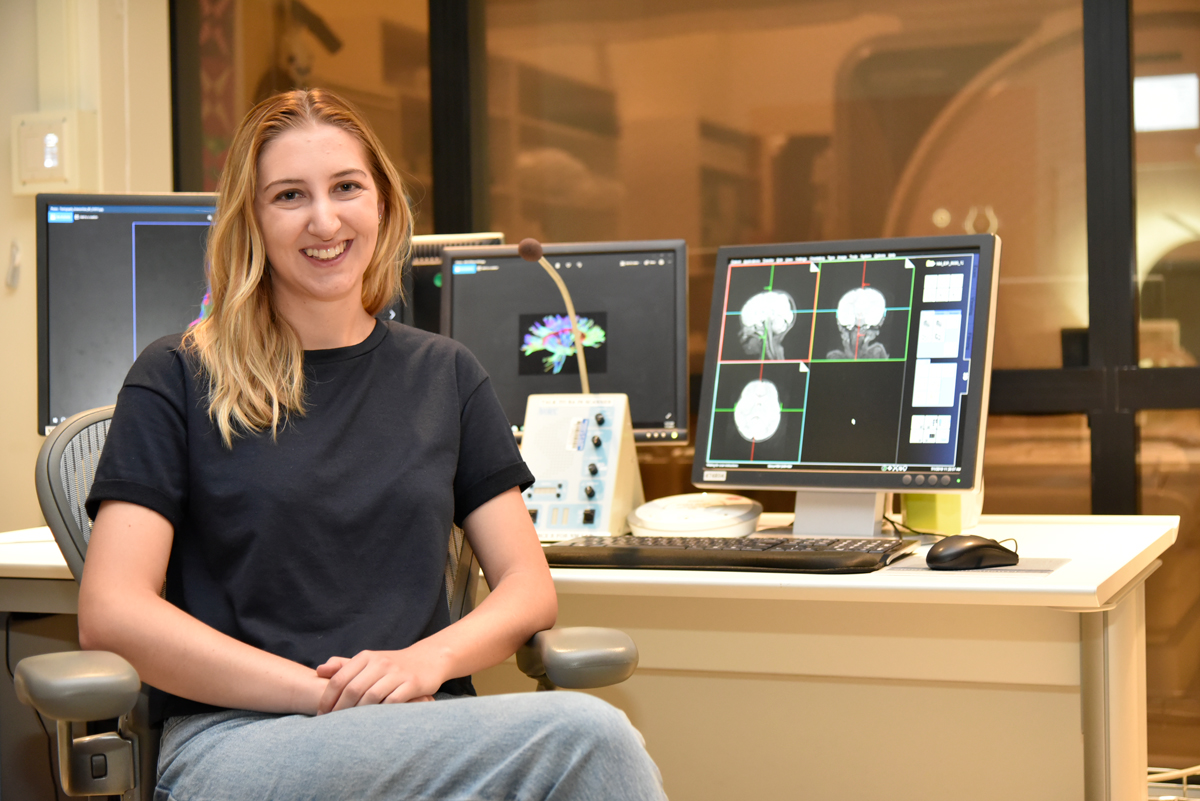 Student researcher at the Biomedical Imaging Center (BIC) at the Beckman Institute for Advanced Science.